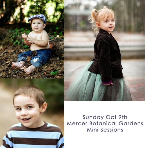 Mercer-mini-sessions